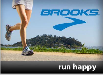 Brooks Running Shoes- Run Happy