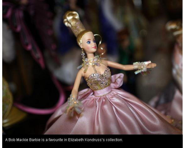 photo credit - Barbie Museum
