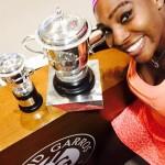 Serena Williams French Open -