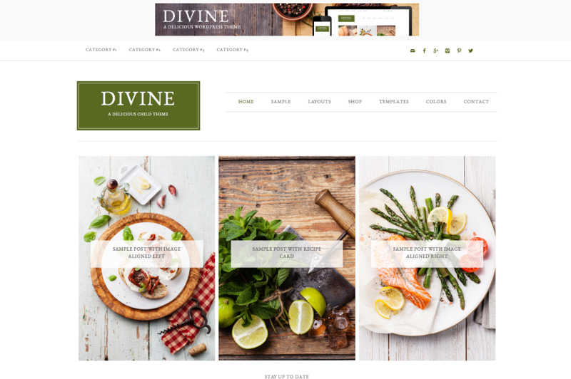 Divine Theme - By Restored 316 Designs