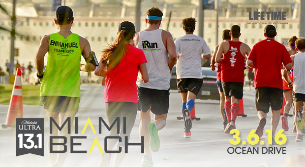 michelob half marathon Miami