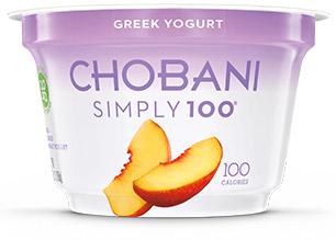 chobani peaches 100